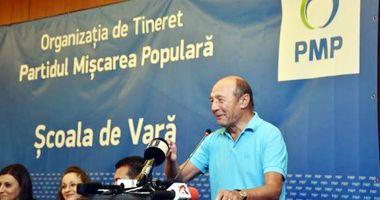 Traian Băsescu, mesaj de la Neptun: