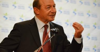 Traian Băsescu: Ionuţ Mişa este doar o victimă. Artizanii acestui dezastru se numesc Dragnea, Vâlcov, Vasilescu