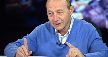 Traian Băsescu, mesaj după mișcarea lui Iohannis