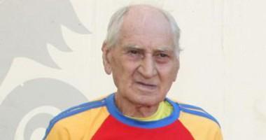 Traian Petcu, învingătorul Crosului Veteranilor, la 88 de ani