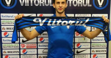 Transfer important pentru FC Viitorul Constanţa