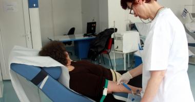 Se caută donatori de sânge, la Medgidia