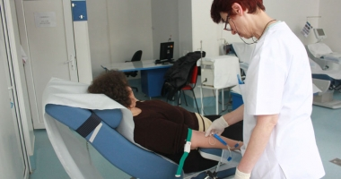 Semnal de alarmă la Constanţa. Măsuri disperate pentru a asigura sânge bolnavilor din spital
