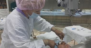 Transplantul de cornee, o problemă pentru pacienţi.
