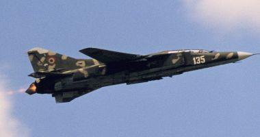 Piloţi de elită ai aviaţiei militare româneşti. Trecerea pe MiG-23