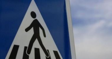 Accident rutier grav în zona Kaufland. Femeie lovită pe trecerea de pietoni!
