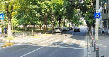Trecerea de pietoni de pe strada Mircea cel Bătrân va fi desfiinţată