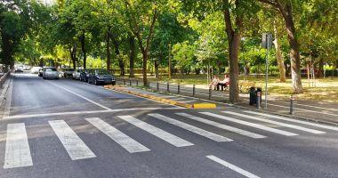 Modificări în traficul din centrul Constanței. Trecere de pietoni desfiinţată pe strada Mircea cel Bătrân