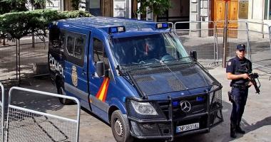 Trei jihadişti, reţinuţi de poliţia spaniolă,  la Madrid