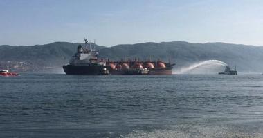 Trei marinari răniţi într-un incendiu pe mare