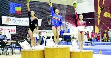 CS Farul Constanţa, pe podium la Campionatele Nationale