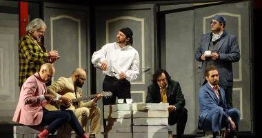 Trei spectacole de excepție la Teatrul de Stat Constanța. Cine urcă pe scenă