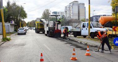 Atenţie, şoferi!  Trei străzi din Constanţa,  închise circulaţiei