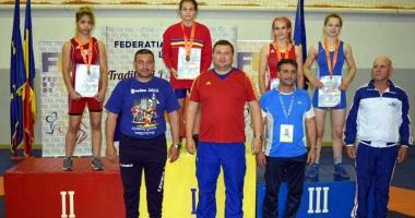 Trei titluri de campioni pentru luptătorii constănţeni, la Naţionale