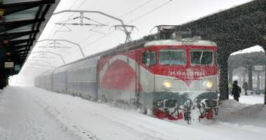 Cum se schimbă mersul trenurilor. Rute spre munte sau Viena