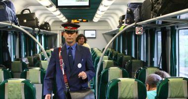 Călătorii sunt rugați să păstreze curățenia din trenuri