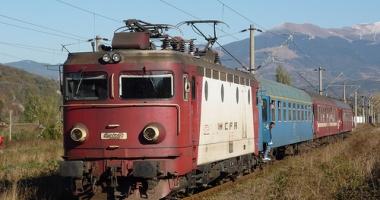 CFR întrerupe circulaţia trenurilor de călători între Medgidia şi Tulcea