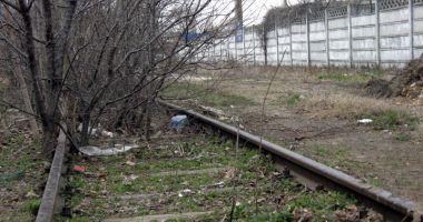 Trenurile vor putea circula, în portul Constanța, cu 100 de kilometri pe oră