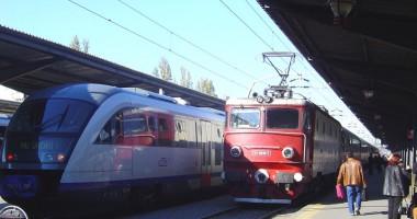 Trenuri suplimentare spre şi dinspre litoral