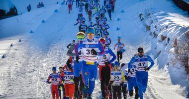 200 de sportivi, la startul Campionatelor Europene de Winter Triathlon