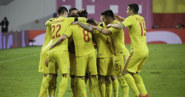 Tricolorii au urcat patru locuri în clasamentul FIFA