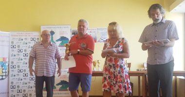 Trofeul Centrocoop la şah, cucerit de MM Andrei Istrăţescu