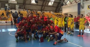 Spania a câştigat Trofeul Carpaţi, la handbal masculin