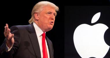 Donald Trump  cere Apple  să îşi transfere producţia din China  în Statele Unite