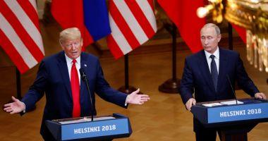 Trump şi Putin s-ar putea întâlni din nou la Helsinki, anul viitor