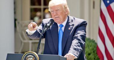 Trump, avertisment dur  pentru preşedintele Iranului