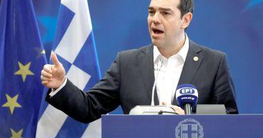Tsipras rezistă! Parlamentul Greciei a respins moţiunea de cenzură