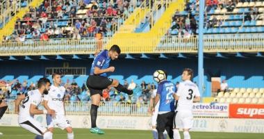 Ţucudean, gol de trei puncte. FC Viitorul câştigă la Mediaş şi revine pe un loc de play-off