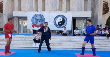 Tudor Bocai, desemnat sportivul anului la Kung Fu, în România