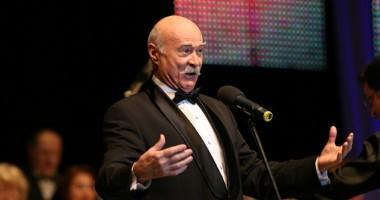 """Tudor Gheorghe va primi premiul """"Pentru o viață dedicată poeziei autentice"""""""