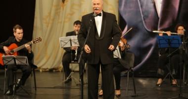 Tudor Gheorghe şi Emeric Set, la Teatrul Soveja