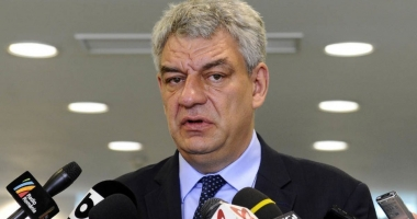 Premierul Mihai Tudose: