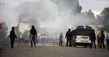 O femeie s-a detonat în centrul Tunisului, 9 persoane sunt rănite