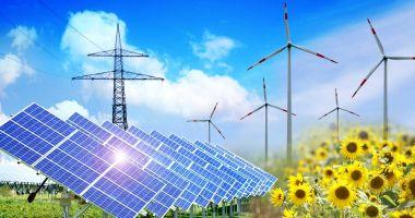 Turbinele eoliene şi panourile fotovoltaice, principala sursă de producere a energiei în UE