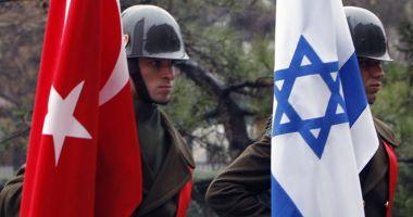 Israelul acuză Turcia că sprijină activităţile Hamas de spălare de bani