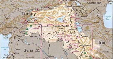 Google șterge granițele Kurdistanului de pe hartă la cererea Turciei