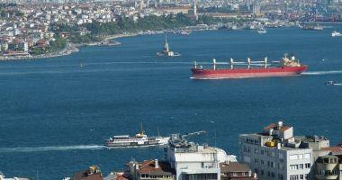 Turcia impune noi reguli pentru traficul maritim  din Bosfor  şi Dardanele