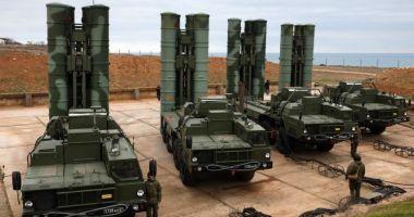 Turcia nu va renunţa la achiziţia de rachete S-400 din Rusia