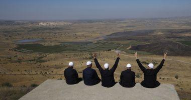 Turcia va sesiza Naţiunile Unite în legătură cu problema Înălţimilor Golan
