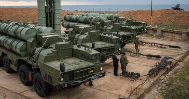 Turcia nu renunţă la achiziţia de rachete ruseşti S-400