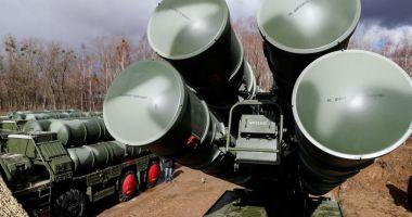 """Turcia, reacţie dură la adresa Washingtonului, în """"afacerea S-400"""""""
