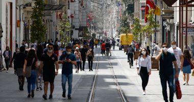 Turcia începe relaxarea restricțiilor dure anti-Covid