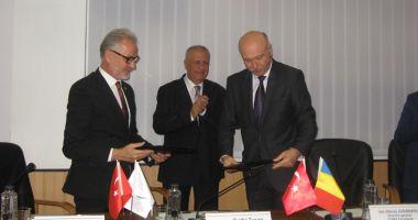 Turcii sunt invitați să deschidă  unități de producție în Constanța