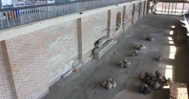Soarta Edificiului Roman cu Mozaic, între ştampile, contre şi lipsa banilor