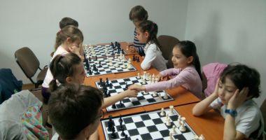 Turneu de şah rapid pentru juniori, organizat de CS Sissa