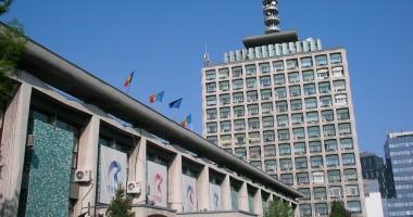 Proteste cu scandal la TVR